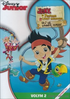 Jake och Piraterna - Hej Hå, Vänner, Hurra ! (volym 2)