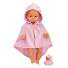Badedukken Anna med badeand