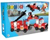 Hero Squad Fire Brigade Box-8 In 1, Clics