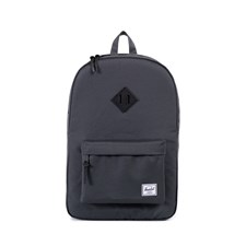 Ryggsekk, Heritage, Dark Shadow/Black Leather, Herschel