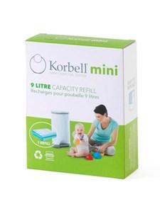 Refill 1-pack, Korbell Mini