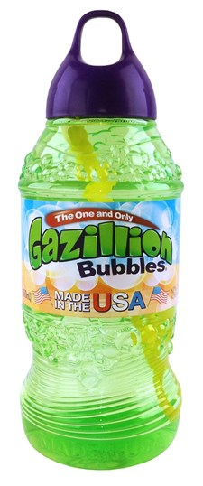 2 liters såpbubblor, Gazillion Bubbles