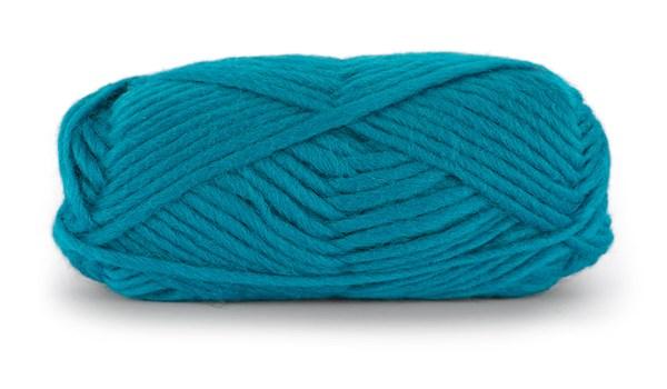 Knit At Home Felting Wool Ullgarn 50 g Mørk Turkis 815