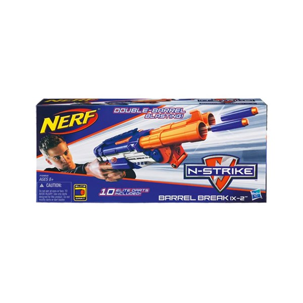 Nerf N' Strike Barrel Break IX-2