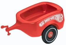 Big tilhenger til Bobby Car, rød
