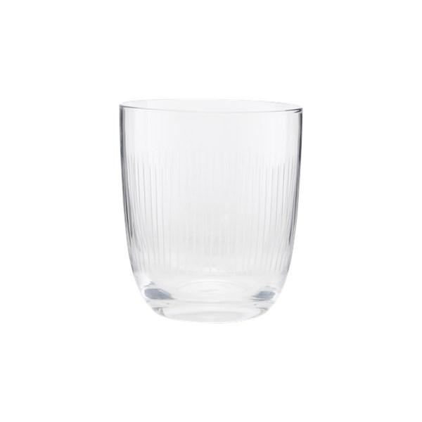 House Doctor Glas Spectra H  10 cm Klar - glas
