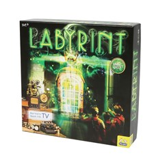 Labyrint, spel