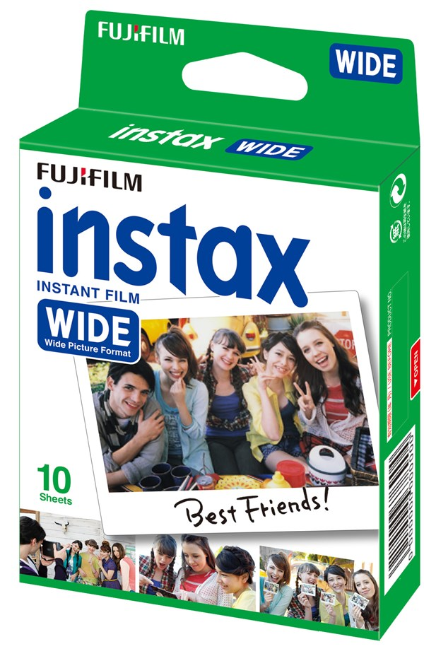 Film Instax Wide 3000 Glossy 10-pack