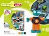 FIMO® KIDS Leire, Leiresett, Skap og lek, Robot