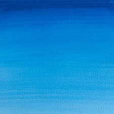 Akvarellfarge 1/2-kopp 654 Turquoise