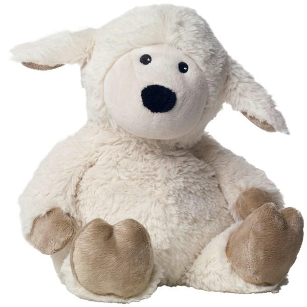 Fåret Lavendi 32 cm  Warmies Beddy Bears - gosedjur