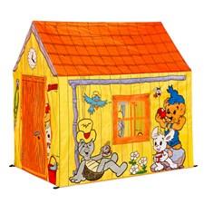 Bamse-leikkiteltta, talo