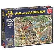 Jan van Haasteren, Safari, Pussel 1500 bitar