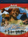 Pippi Långstrump på de sju haven (Blu-ray)