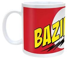 The Big Bang Theory Bazinga! Kopp