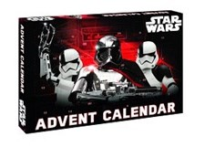 Adventskalender 2017, Accessoarer och Figurer, Star Wars