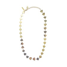 Halsband Zio Necklace Gold