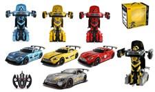 Radiostyrd Bil & Robot, Blå