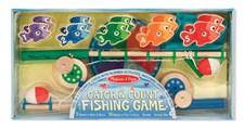 Catch & Count Fishing Game, Melissa & Doug