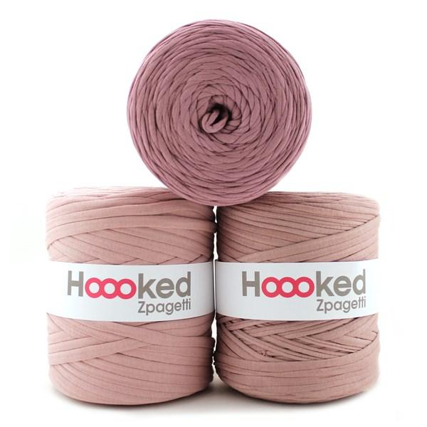 Zpagetti Vintage pink shades ca 120m (ZP001-29)