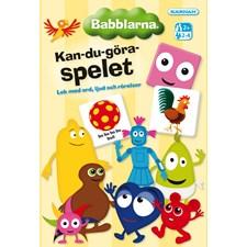 Babblarna Kan-Du-Göra Spelet (SE)