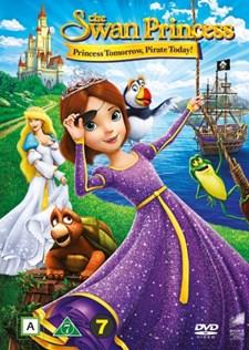 Svanprinsessan - Princess tomorrow, Pirate today!