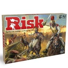 Risk Refresh, Hasbro (NO)