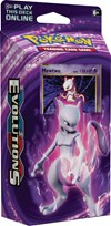 POKÉMON XY Evolutions Theme Deck -teemapakka Mewtwo