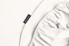 Marc O'Polo Jersey Laken 90/100x200/220 cm Ecru