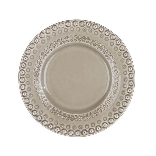 PotteryJo Daisy Tallrik 29 cm Greige - tallrikar & skålar