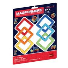 Magformers - 6 deler