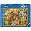 Det Beste fra Disney Puslespill 1000 biter Ravensburger