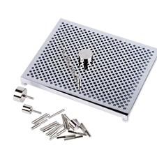 Wire links verktøy, str. 11,5x14 cm, 1 sett