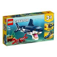 Djuphavsvarelser, LEGO Creator (31088)