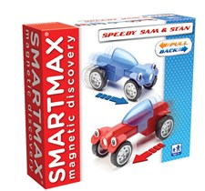 Sam & Stan Speedy Cars, Smartmax