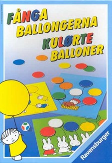Spel Fånga ballongerna, Ravensburger
