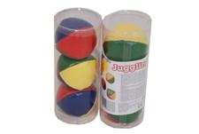 Sjongleringsballer, 3-pack