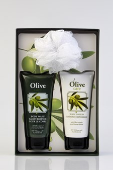 Olive Care Gaveeske Body Lotion