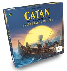 Catan: Äventyrare och Pirater (SE)