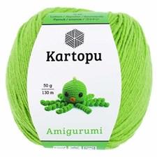 Kartopu Amigurumi 50g Green K1390