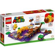 Ekstrabanesett Wigglers giftsump, LEGO® Super Mario (71383)