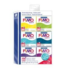"FIMO® soft Colour-pack ""Earth Colours"""