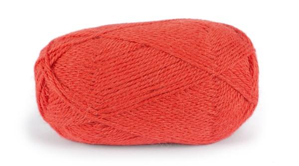Dale Garn Alpakka 50 g Orange 3609