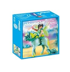 Förtrollad älva på häst, Playmobil Fairies (9137)