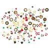 Emoji dekorationskonfetti