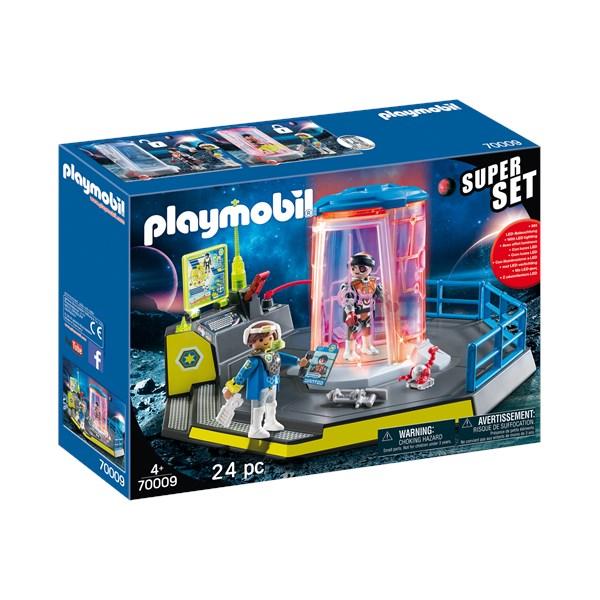 SuperSet Rymdfängelse  Playmobil (70009) - playmobil