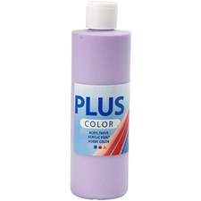 Plus Color-askartelumaali, 250 ml, violetti