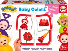 Teletubbies Baby Colors, Pussel