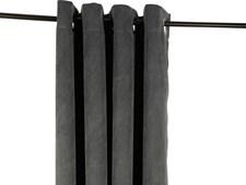 Gardin m/maljer, Velvet, 2-pack