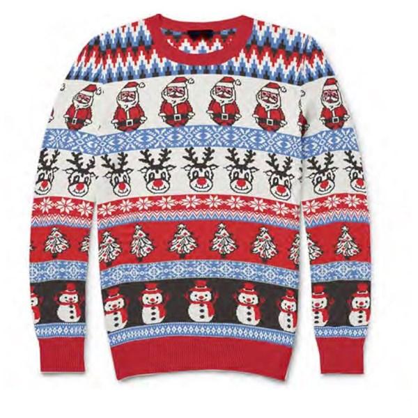 onlinebutik köpa billigt bra erbjudanden Jultröja Barn Crazy Christmas, online   Adlibris